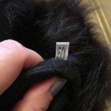 Шапка ушанка женская чернобурка. Фото 3.