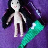 Кукла русалочка. Фото 2.