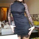 Платье кружевное. Фото 1. Домодедово.