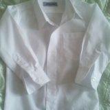 Белая рубашка. Фото 1. Новосибирск.