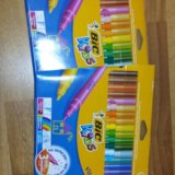 Bic фломастеры, ручки, карандаши. Фото 1.