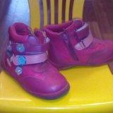 Детскя обувь в хорошем состоянии размеры26-28. Фото 3. Ермолино.