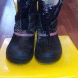 Детскя обувь в хорошем состоянии размеры26-28. Фото 4. Ермолино.