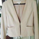 Пиджак , нежно-розового \ бежевого. Фото 1. Мытищи.