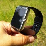 Умные часы smart watch gt08, w8 + подарок. Фото 1.