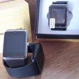 Умные часы smart watch gt08, w8 + подарок. Фото 2.
