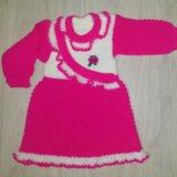 Платье вязаное. Фото 2.