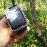Умные часы smart watch gt08, w8 + подарок. Фото 3.