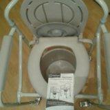 Кресло-коляска с санитарным оснащением для инвалид. Фото 1. Полтавская.