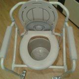 Кресло-коляска с санитарным оснащением для инвалид. Фото 2. Полтавская.