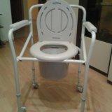 Кресло-коляска с санитарным оснащением для инвалид. Фото 3. Полтавская.
