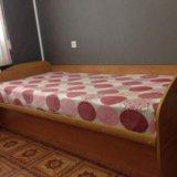 Кровать односпальная 2 шт. Фото 2. Нефтекамск.