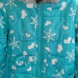 Куртка для девочки. Фото 3. Удомля.