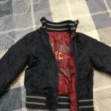 Двусторонняя весенняя куртка. Фото 2. Кемерово.