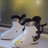 Горнолыжные ботинки детские. Фото 2.