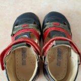 Туфли, босоножки  минимен minimen р24. Фото 2.