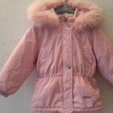 Куртка kerry и полукомбинезон зима. Фото 1.