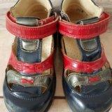 Туфли, босоножки  минимен minimen р24. Фото 3.