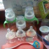 Бутылочки avent золотой серии и многое другое. Фото 2.