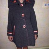 Детское драповое пальто модное. Фото 1. Иваново.
