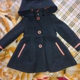 Детское драповое пальто модное. Фото 4. Иваново.