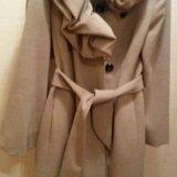 Полушерстянное пальто. Фото 3. Москва.
