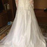Продаётся свадебное платье. Фото 1.