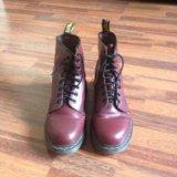 Ботинки dr. martens 44-45 р-р. Фото 1. Мурино.