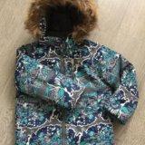 Зимняя куртка reike размер 110. Фото 1.