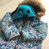 Зимняя куртка reike размер 110. Фото 3.