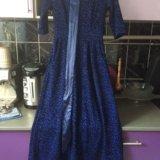 Платье в пол 42. Фото 1. Подольск.