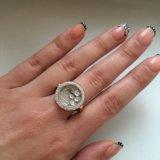 Новое золотое кольцо с брил. chopard 0.9 ct, 585. Фото 2. Москва.