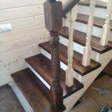 Изготовление лестниц из дерева. Фото 1. Москва.