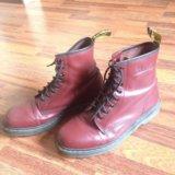 Ботинки dr. martens 44-45 р-р. Фото 3. Мурино.