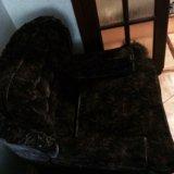 Велюровое кресло. Фото 2.