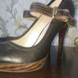 Туфли кожанные новые. Фото 1.