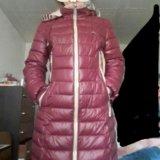 Пальто зимнее. Фото 1.