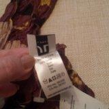 Шелковый шарфик,длина 2 метра, новый. Фото 2.