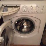 Продам стиральную машинку hotpoint ariston arsl105. Фото 2. Подольск.
