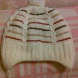 Теплая шапочка. Фото 4.