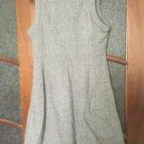 Шерстяной сарафан. Фото 2.