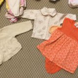 Пакет вещей на девочку. Фото 2.