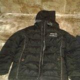 Штаны, zara(350р).ботинки 34р.(350р)куртка (450р. Фото 2.