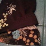 Шерстяная юбка kenzo (l). Фото 3.