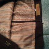 Шерстяная юбка kenzo (l). Фото 4.