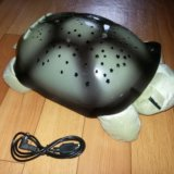 Музыкальный ночник-проектор звездного неба «черепа. Фото 2.