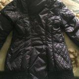 Удлиненная куртка осень-зима. Фото 2. Ростов-на-Дону.