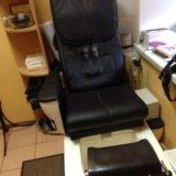 Педикюрное кресло срочно. Фото 1.