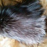 Шапка-парик из чернобурки. Фото 1. Химки.