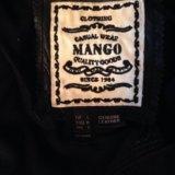 Куртка mango 44 р-р (кожа). Фото 2.